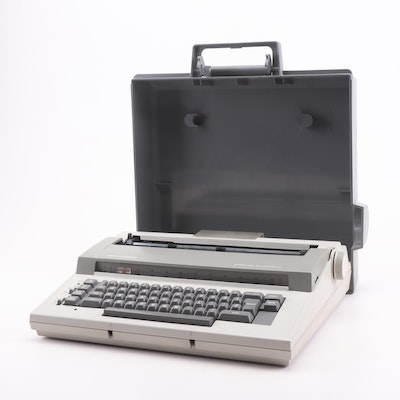 Smith-Corona Sterling Electronic Portable Typewriter Model 5L