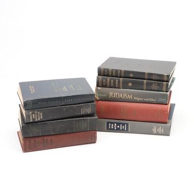 Judaica Books, Mid-Century