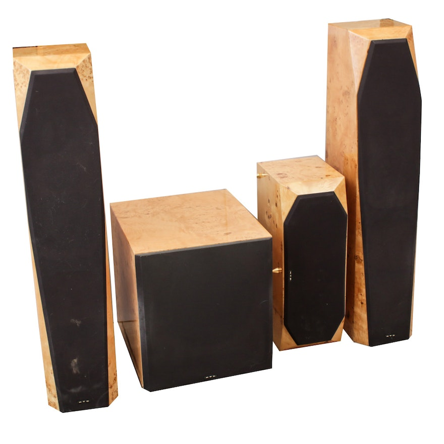 Home Theater Direct Speaker System