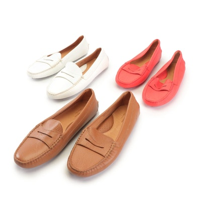 Women's Patrizio Dolci for Mauro Volponi Leather Loafers