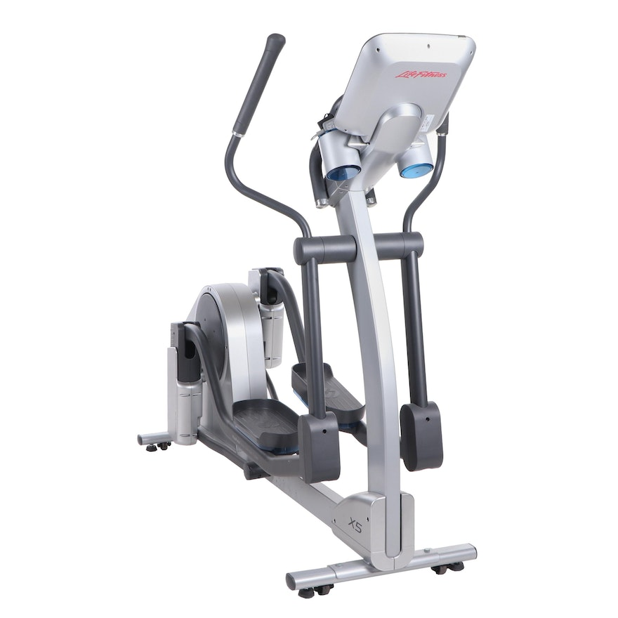 Life Fitness X5 Total-Body Elliptical Cross-Trainer