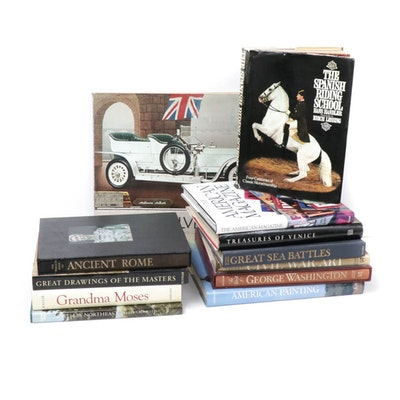 "Coffee Table Books Featuring ""American Painting"""