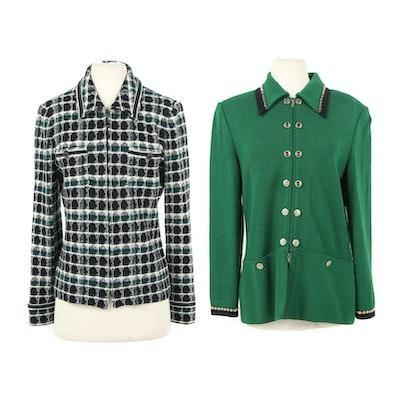 St. John Collection Knit Jackets