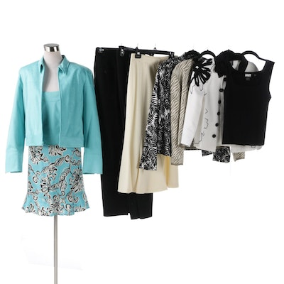 DKNY, Juliana Collezione, Per Se, and More Jackets, Pants and Skirts