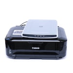 Canon MG5320 Wireless All-In-One Printer and Canon CanoScan Lide70
