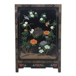 Chinese Painted and Lacquered Cabinet, Late 20th Century
