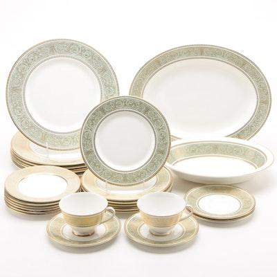 "Royal Doulton ""English Renaissance"" Porcelain Dinnerware, 1963 - 1996"