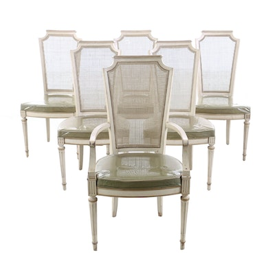Drexel Regency Style Enterprises Dining Chairs, Late 20th Century