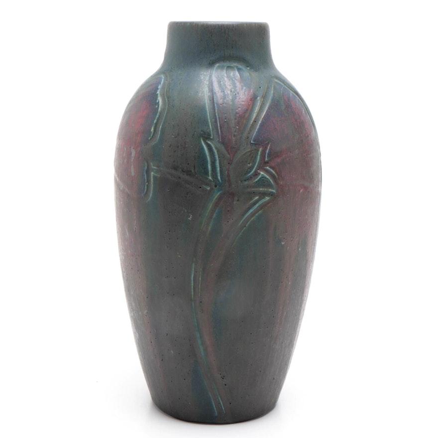 William Ernst Hentschel Rookwood Pottery Vase, 1914