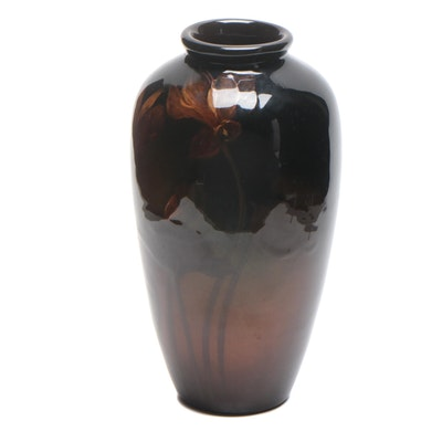 Carrie Steinle Rookwood Pottery Vase, 1907