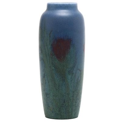 Elizabeth Neave Lincoln Rookwood Pottery Vase, 1927