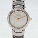 Skagen Two Tone Stainless Steel Watch
