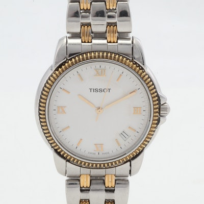 Tissot Two-Tone 35MM Stainless Steel Wristwatch