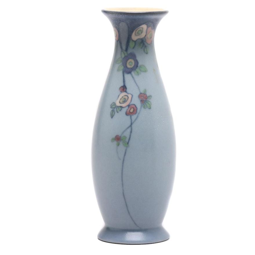 Lenore Asbury Art Deco Rookwood Pottery Vase , 1923