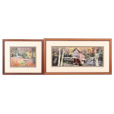 Jim Mowbray Limited Edition Ilfochrome Photographs