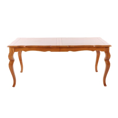 Ethan Allen Legacy Collection Pine Dining Table