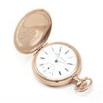 Illinois Watch Co. Gold Filled Pocketwatch, 1902