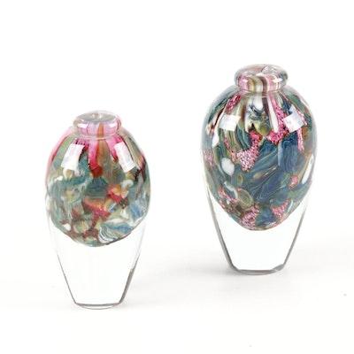 Robert Eickholt Art Glass Objet d'Art