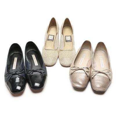 Enzo Angiolini and Nina Heeled and Flat Dress Shoes