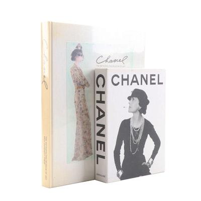 Chanel Fashion History Books
