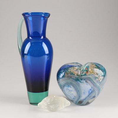 Art Glass Grouping