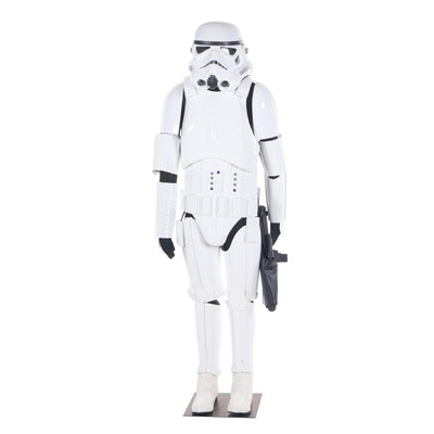 "Reproduction ""Star Wars"" Stormtrooper Costume"