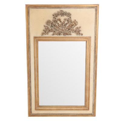 Louis XVI Style Decorative Tabernacle Mirror