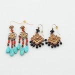 Stephen Dweck Vintage Earrings