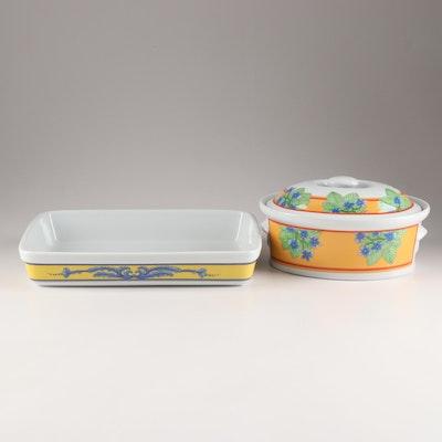 Vista Alegre Stoneware Baking Dishes