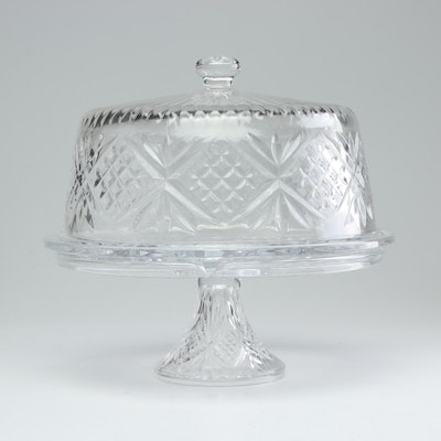 Shannon Crystal Covered Cake Stand