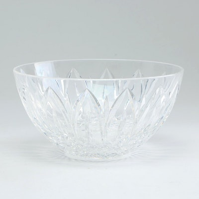 Atlantis Cut Crystal Bowl