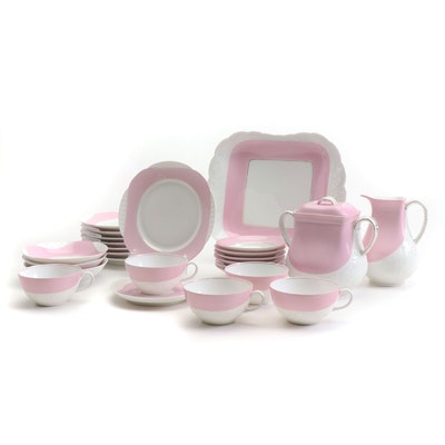 Haviland Limoges Porcelain Dinnerware