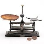 Fisher Scientific Company Torsion Balance Scale