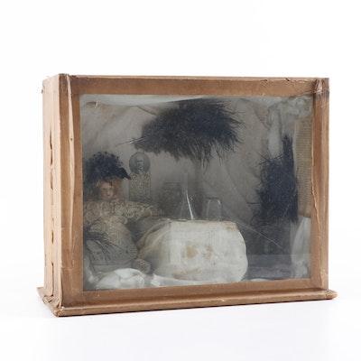 Victorian Period Diorama