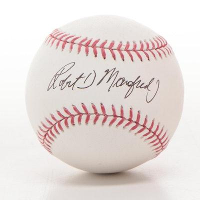 Robert Manfred, Jr. Signed MLB (Manfred Jr.) Baseball
