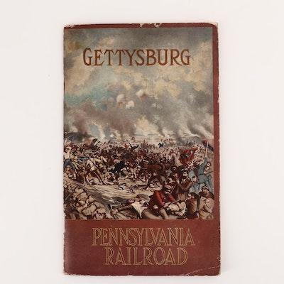 "1913 ""Gettysburg"" 50th Anniversary Booklet"
