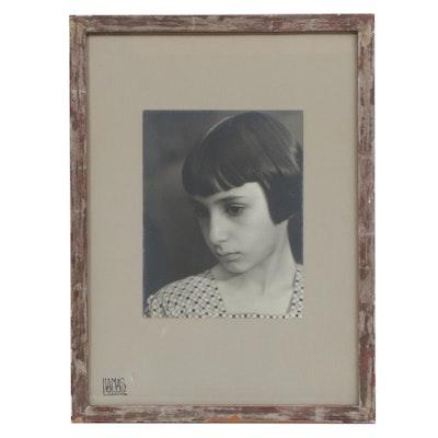 Portrait Silver Print