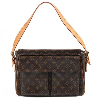 Louis Vuitton Paris Viva Cite GM Shoulder Bag in Monogram Canvas