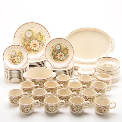 "Lenox ""Magic Garden"" Stoneware and Other Dinnerware, 1975 - 1985"