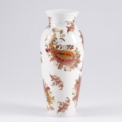 """Lenox """"Burnished Amber"""" Ceramic Vase"""