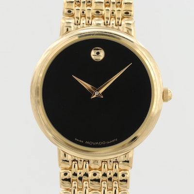Movado Veturi Museum Piece Quartz Wristwatch
