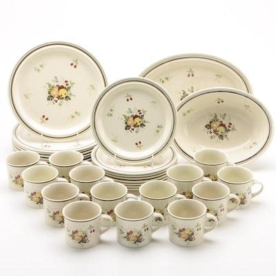 "Royal Doulton ""Cornwall"" Stoneware Dinnerware, 1976 - 1988"