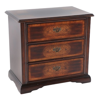 Hooker Furniture Paint Decorated Chest, Late 20th Century