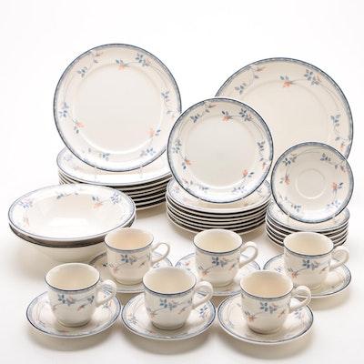 """Noritake """"Eastfair"""" Ceramic Dinnerware, 1988 - 1999"""
