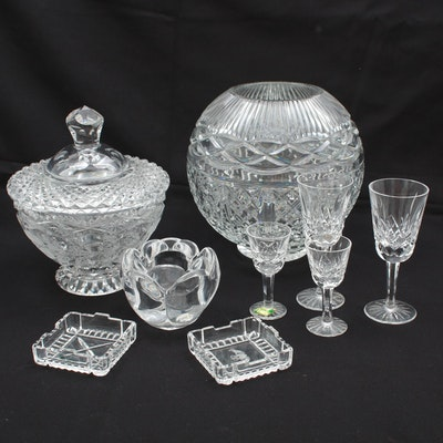 Waterford, Galway, Royal Copenhagen Crystal