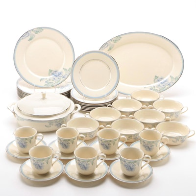 "Lenox ""Brentwood"" and ""Bradford"" Dinnerware for Seven, 1986 - 1989"