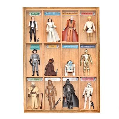 Original 1977 Star Wars Action Figurines