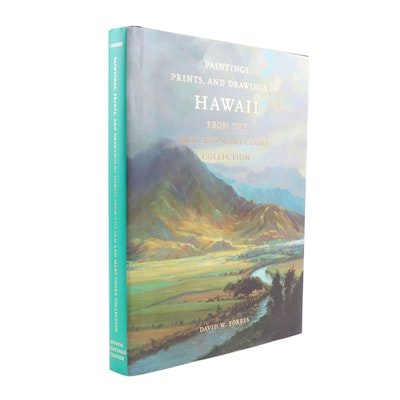 """Signed """"Paintings, Prints, and Drawings of Hawaii"""""""