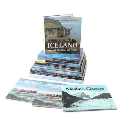 Books on Travel Photography and the Arctic