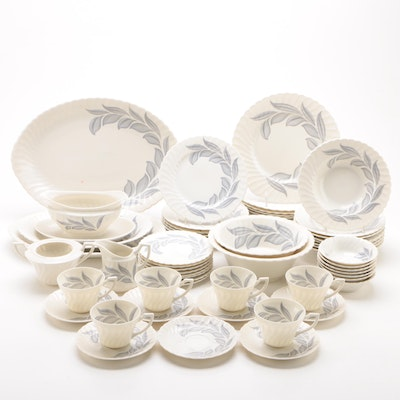 "Syracuse ""Dawn"" China Dinnerware and Serveware, 1950 - 1966"